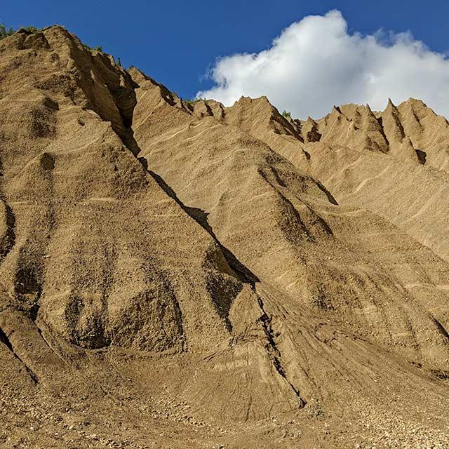 Denali Sand Dune
