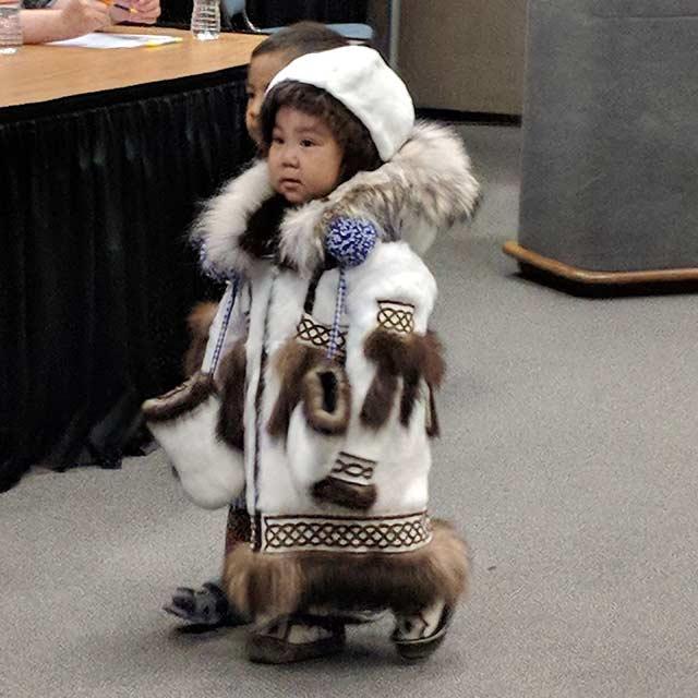 Eskimo Babies