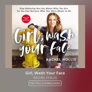 Girl Wash Your Face