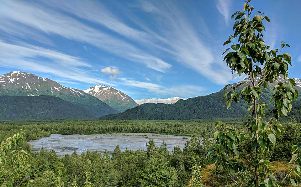 Glacier Overlook Trail