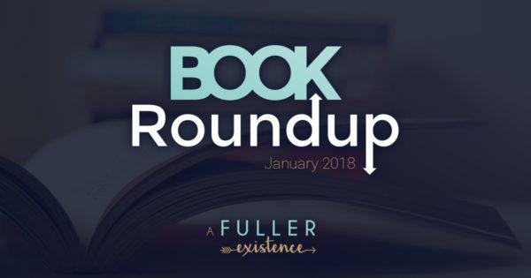 Book Roundup - January 2018
