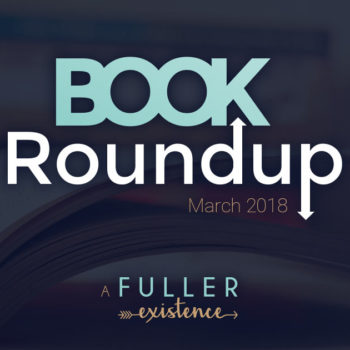 Book Roundup - March 2018