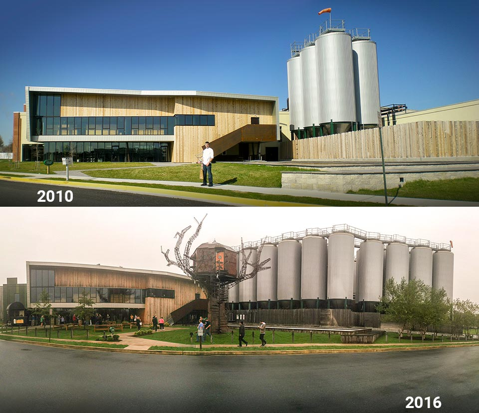 Dogfish Then and Now