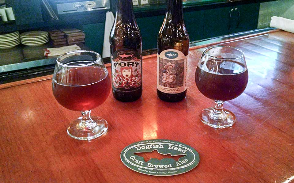 Dogfish beer