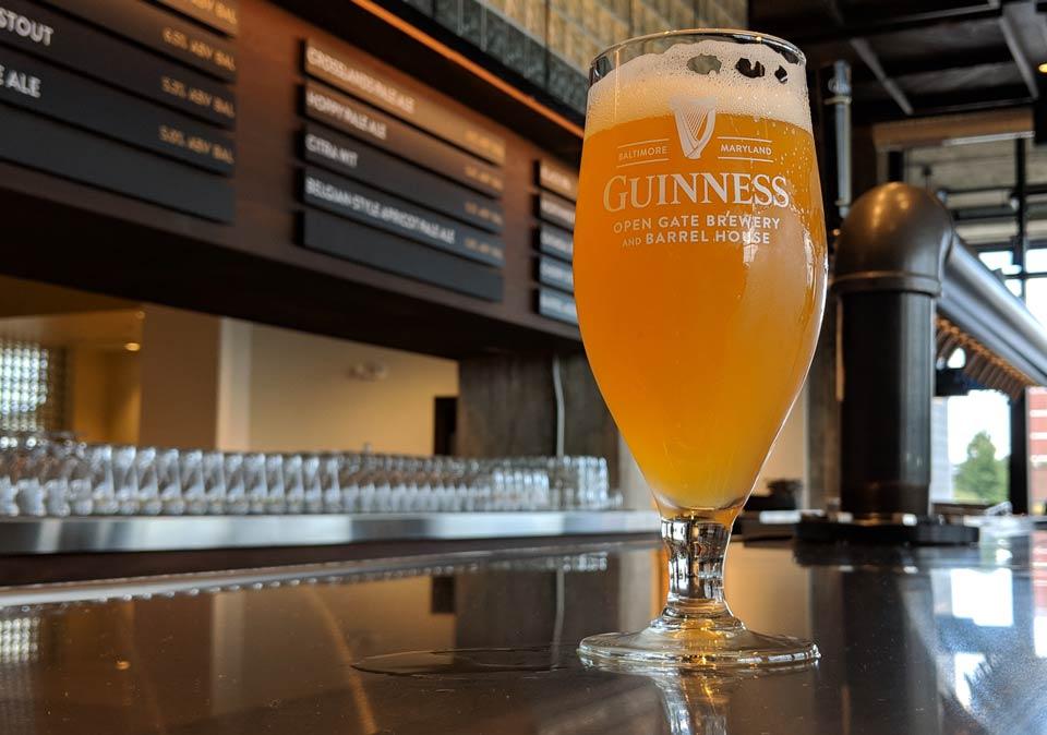 Guinness Apricot Pale Ale